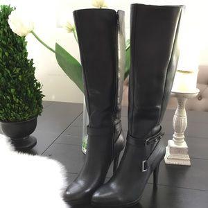 Levity Sylvia Platform Heeled Boot